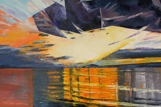 Lettische Kunst - Kunst der Westküste