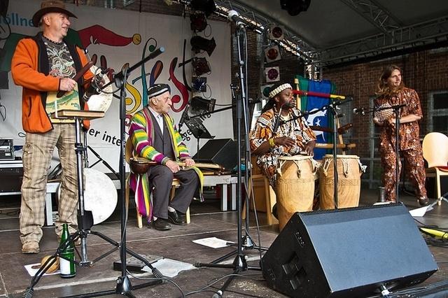 13. Möllner Folksfest der internationalen Begegnung