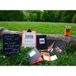 Inspriationsbücher + Notitzzettel Kleber + Rückzugsort CD vom Schlafkonzert