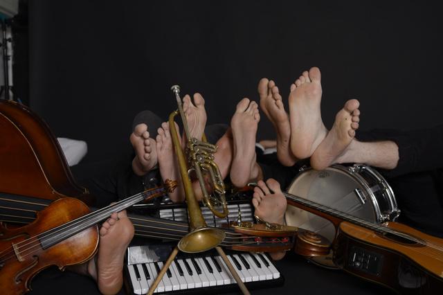 Polkageist | Neues Album 2015!