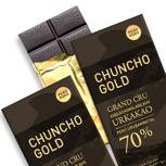 """500er Pack Chuncho Gold + Zertifikat """"Held des Kakaos"""""""