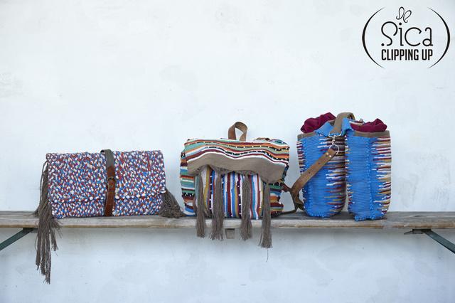 SICA Clipping Up - Nachhaltige Fair Trade Taschen aus Bangladesch