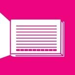 Dein Firmenlogo im ICOON for refugees Buch