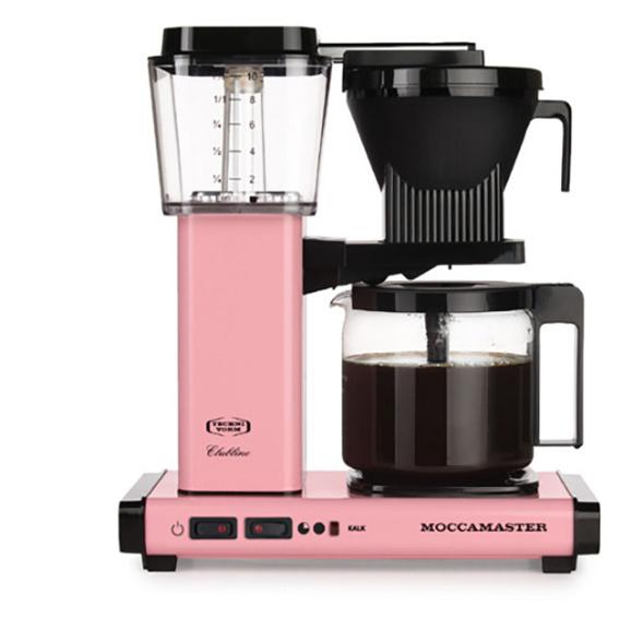 Moccamaster - Der Mercedes unter den Kaffeemaschinen + 1 kg CAFÈ KOGI ALUNA - Die Filterröstung