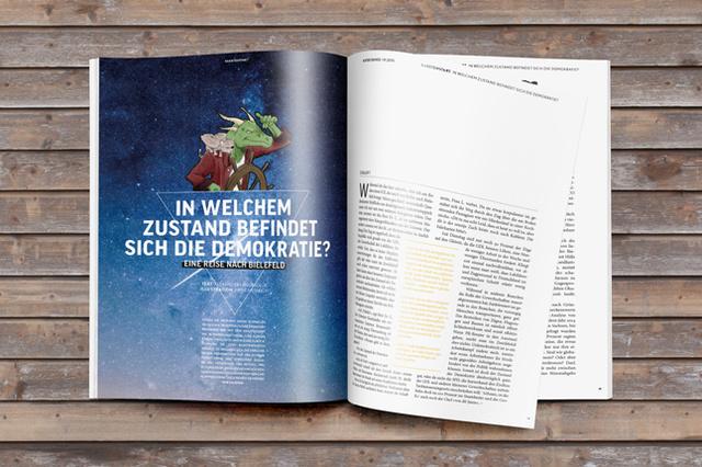 Kater Demos | Das utopische Politikmagazin