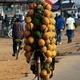 Individuelle Postkarte aus Uganda