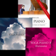 Yoga Piano Vol I & II CDs & Yoga Piano DVD