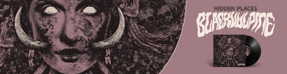 "Black Vulpine - Album ""Hidden Places"" goes Vinyl"