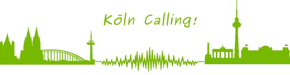 KÖLN CALLING! - HTW Berlin @ Exponatec Cologne 2015