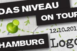 Das Niveau - Rockt! - HAMBURG (Logo)