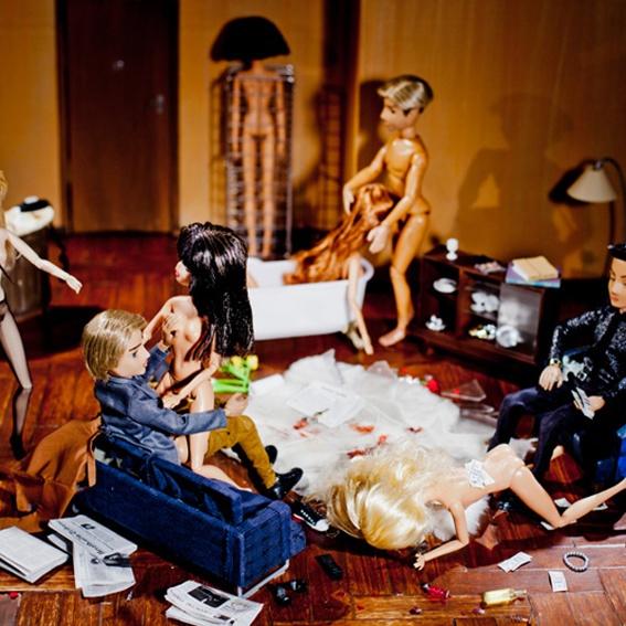 Fotografie Barbie - 1 Exklusives Foto von Oliver Rath