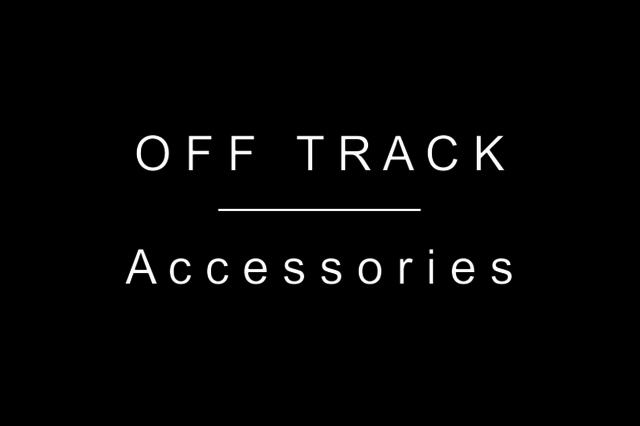 OFF TRACK Accessories - Upcycling At Its Best