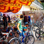 Fahrrad-Hocker-Bau-Workshop