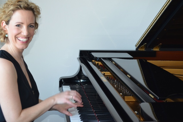 Pianistin Cora Irsen: Marie Jaëll - CD-Produktion