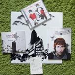 DAS NEUE ALBUM + ALLE früheren Alben! Mit Unterschrift!