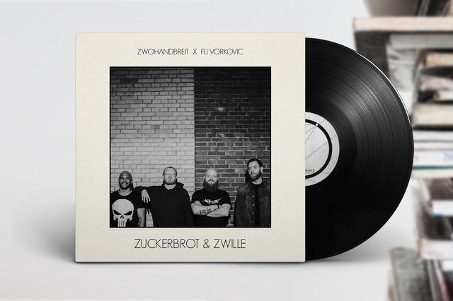 ZwoHandBreit - Zuckerbrot & Zwille (Vinyl)