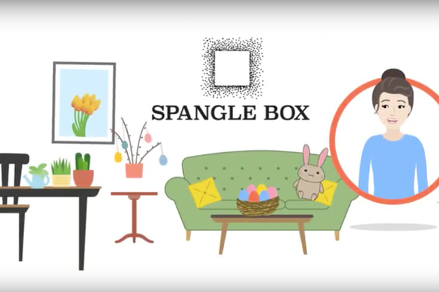 Spangle Box