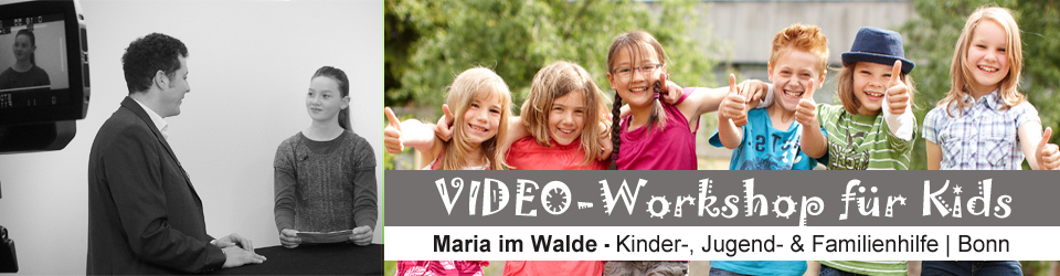 VIDEO-Workshop für Kids
