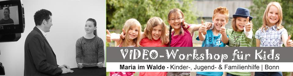 VIDEO-Workshop für Kids