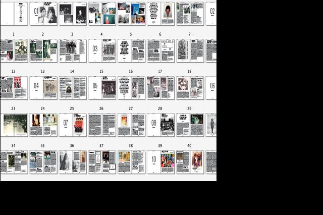 COOL AUSSEHEN – das Buch über Mode und Jugendkulturen