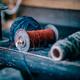 LUNA SPONGIA im individuellen, handgenähten Baumwollsäckchen
