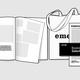 emerge Printmagazin Nr. 1 + 35€ Bookstore-Gutschein + Tragetasche  + Namensnennung auf Danke-Seite