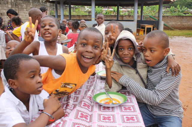 Sanggo - Eine afrikanische Sicht des Andersseins