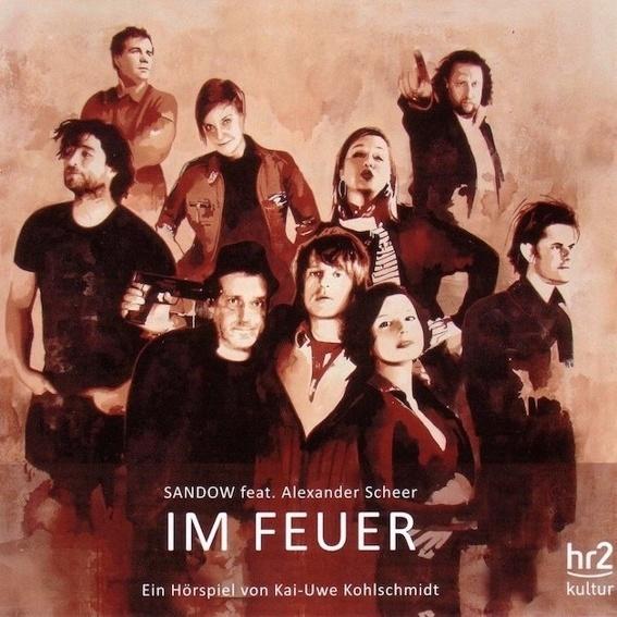 """""""Im Feuer"""" Audio CD"""