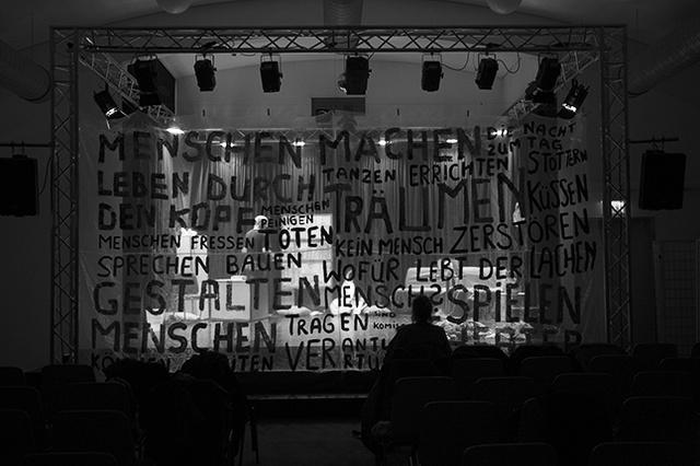Wie im Märchen. Theaterprojekt des Bastille e.V.