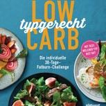 "Das Buch ""Low Carb typgerecht"" signiert"