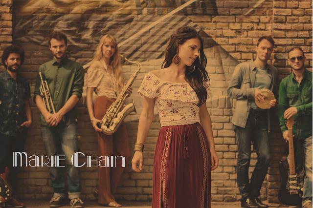 Marie Chain Debütalbum 2017