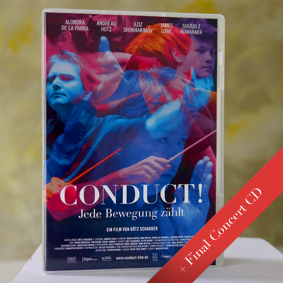 Five Conductors-CD