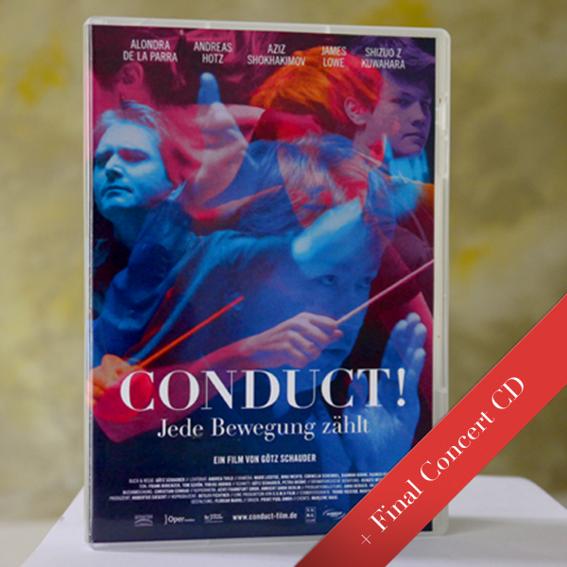 Five Conductors-CD