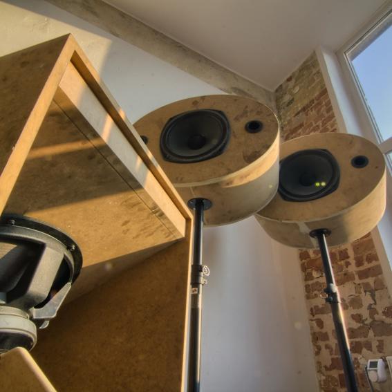 Laprune - eine audiophile Beschallungsanlage
