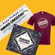 MEGA-FANPAKET: Album + T-Shirt + lebenslange Freikarte!