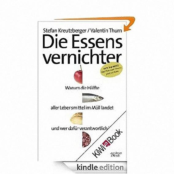 """eBook: """"Die Essensvernichter"""" exklusiv vergünstigt für Dich"""