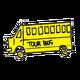 Der Tourbus rollt