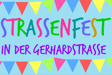 Gerhardstraßenfest