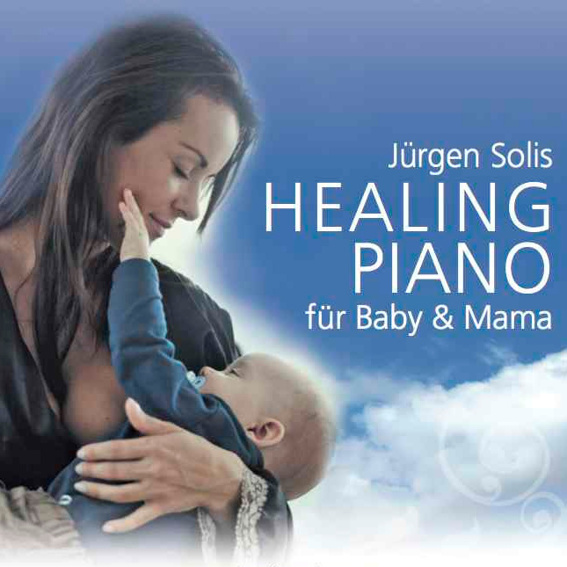 CD HEALING PIANO MAMA & BABY