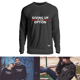 Giving up is no option Sweatshirt