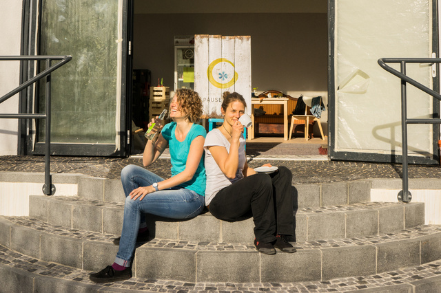 PAUSENRAUM • Kaffee • Äktschn • Liebe • Freiburg