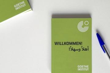 """""""Willkommen!""""- Sprachführer für Geflüchtete"""