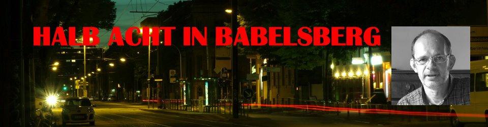 CD: HALB ACHT IN BABELSBERG