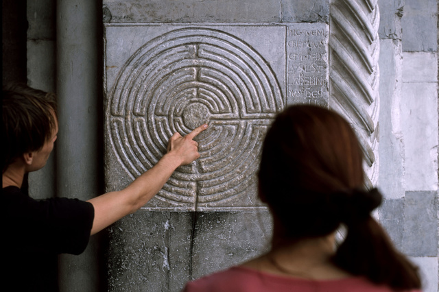 Sharing Heritage: Labyrinths in Europe