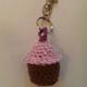 Cupcake Schlüsselanhänger