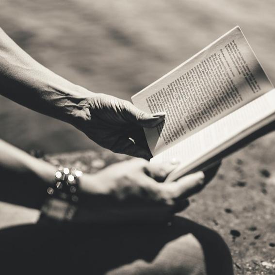 Die Lesung bei Euch!
