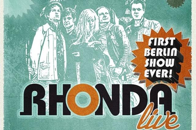RHONDA - our brandnew vinyl !!!