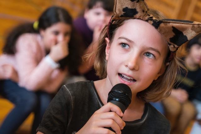 Das Dschungelbuch - ein inklusives Kindermusical