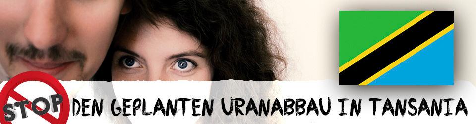Musikvideo gegen den Uranabbau in Tansania