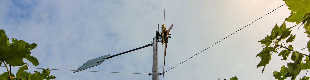 Erneuerbare Energien Erfahren - DIY Kleinwindkraft